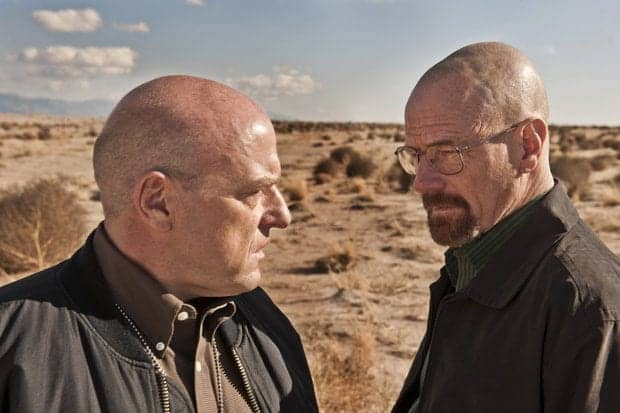BREAKING BAD SERVES AS A CAUTIONARY TALE FOR PROJECT MANAGERS
