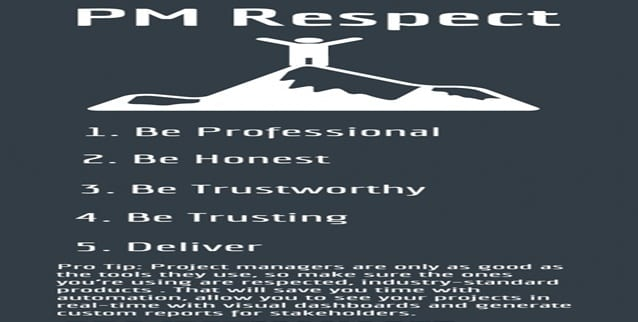 How to Earn Respect as a PM