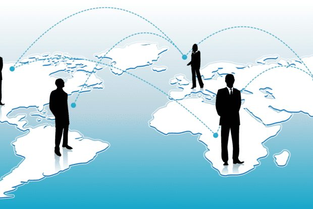 project management and virtual team