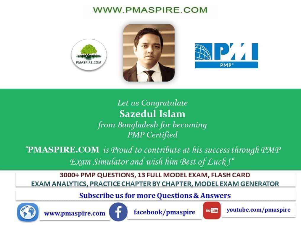 PMP Success Story